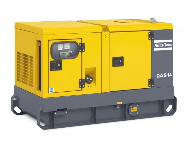 Stacionárny kompresor QAS 14